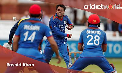 Cricket World Player of the Week - Rashid Khan - Afghanistan