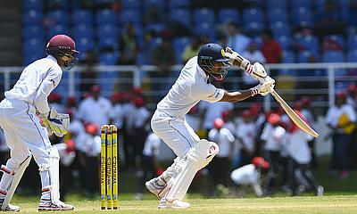 First Test between WINDIES and Sri Lanka - third day
