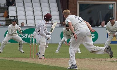 SpecSavers County Championship Division 2 - Day 1 Round Up - June 9th-12th