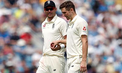 Jimmy Anderson to sit out next six weeks