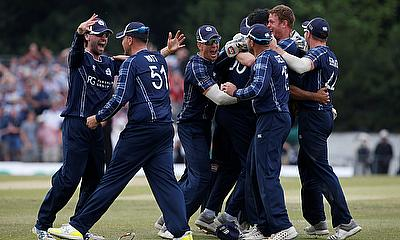 Scotland win One-Day match against England by 6 runs