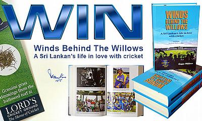 Win a  signed copy of Winds Behind the Willows