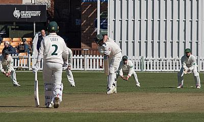 Somerset beat Nottinghamshire by 6 wickets, at the Cooper Associates County Ground, Taunton