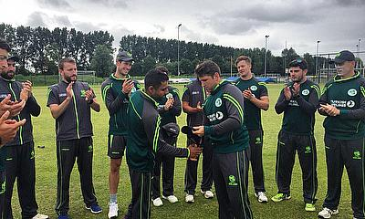 Simi Singh heroics on debut, but Ireland just fall short in opening T20I encounter with Netherlands