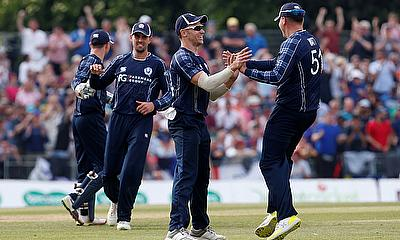 Scotland v England - A Record of Scotland's ODI Triumph over England