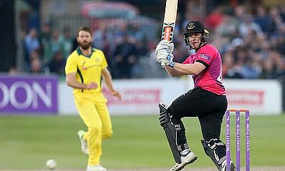 Ben Brown Signs Sussex CCC Contract Extension