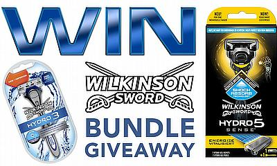 Win a Bundle of Wilkinson Sword Razors
