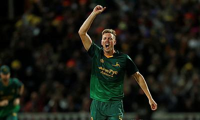 Ball extends Notts Stay Until End of 2021 Season