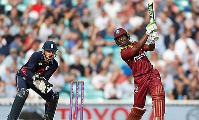 Windies A trump Worcestershire in high scoring game