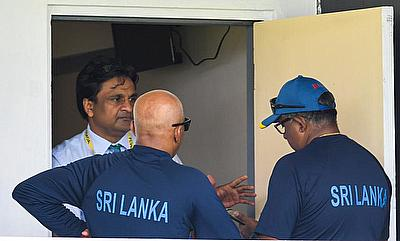 Sri Lanka captain, coach and manager charged for conduct contrary to the spirit of the game