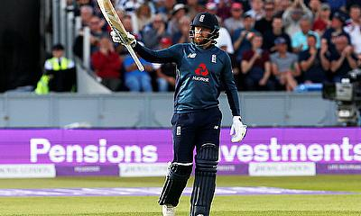 England beat Australia by 6 wickets at the Emirates Riverside to go 4-0 up in ODI Series