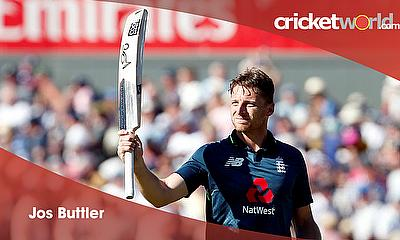 Cricket World Player of the Week  - Jos Buttler England