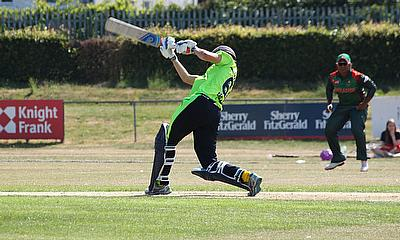 Incredible last ball win by Ireland Women over Bangladesh ends series on a high
