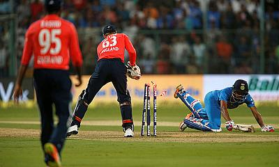Live Cricket Streaming Today T20I England v India - Emirates Old Trafford