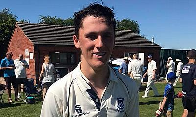 Thomas Axcell after his century