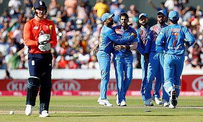 India beat England by 8 wickets  in 1st T20I of the Series