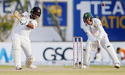 Sri Lanka fight back against South Africa after early blows on a turner