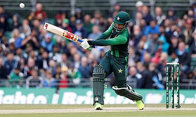 Pakistan beat Zimbabwe by 201 runs in 1st ODI