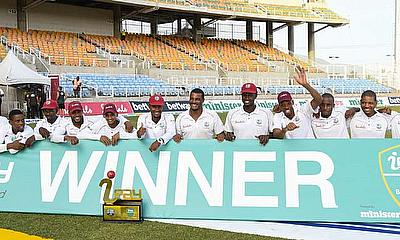Winning WINDIES team