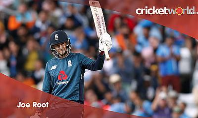 Cricket World Player of the Week Joe Root England