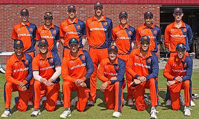 Netherlands cricket squads T20 Tri Series Lord's and Nepal ODI's