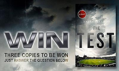 Win a copy of The Test by Nathan Leamon