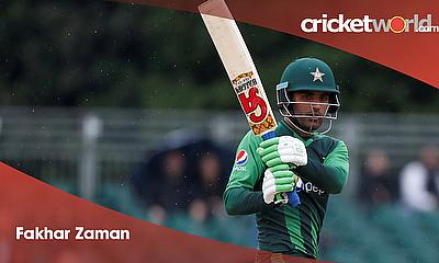 Cricket World Player of the Week Fakhar Zaman - Pakistan