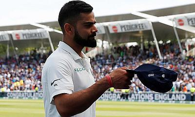 Virat Kohli speaks  to the media ahead the second Test at Lord's