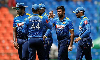 4th ODI - Sri Lanka beat South Africa by 3 runs in thrilling finish