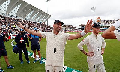 A Look At Fast Bowlers: James Anderson