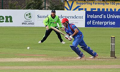 Ireland fall short in run chase in 2nd T20I defeat to Afghanistan