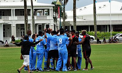 Fiji hoping to rewrite their cricket story in front of home crowd