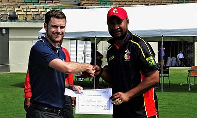 Assad Vala, PNG Player of the Match