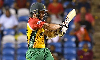 Guyana Amazon Warriors to win on penultimate delivery
