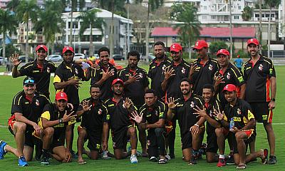 PNG and Vanuatu through to EAP Regional Final