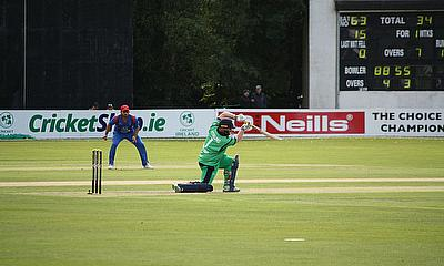 Ireland beat Afghanistan in 2nd ODI despite a late scare