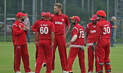 ICC World T20 Europe Qualifier -  Day 2 Favourites Emerge