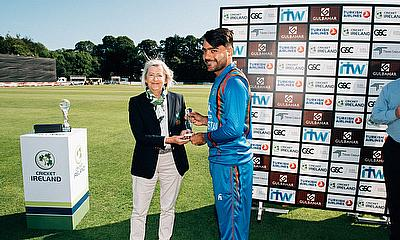 Player Of The Match: Rashid Khan