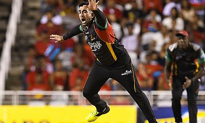 Tabraiz Shamsi joins St Kitts & Nevis Patriots in the CPL