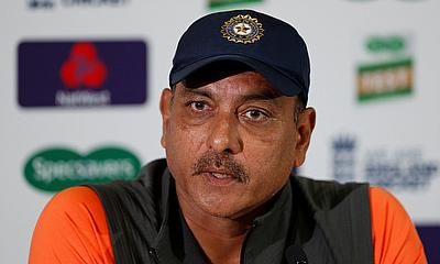 Ravi Shastri Speaks at India Press Conference