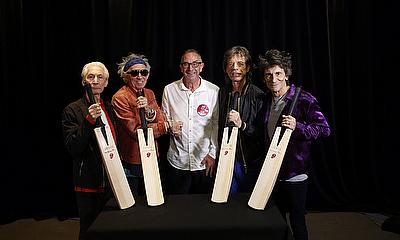 Rolling Stones to Launch New Cricket Range