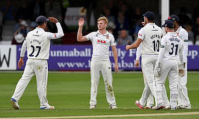 Callum Taylor To Leave Essex CCC