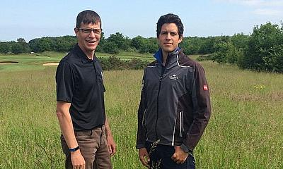 Anglo-Portugese Alliance Bears Fruit for One Young Greenkeeper