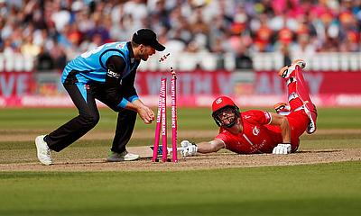 Vitality Blast Semi Final Worcestershire Rapids beat Lancashire Lightning by 20 runs