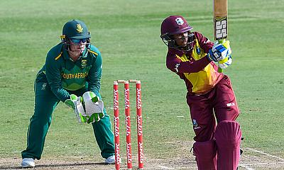 Campbelle Spark Fails to Ignite Windies Women