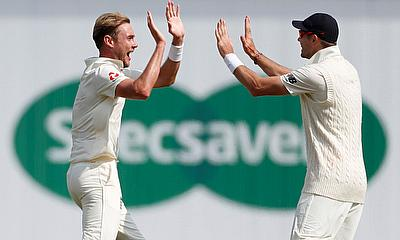 Stuart Broad Awarded Testimonial Year by Nottinghamshire CCC
