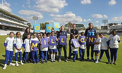 Cricket World Cup 2019 Aim to Take Cricket to 1 Million Children