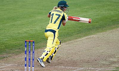 A convincing 6 wicket win for Australia Women over New Zealand Women