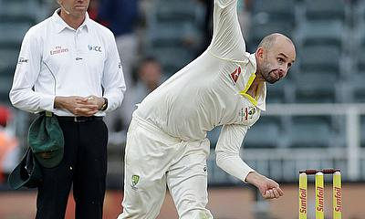 Nathan Lyon takes 5 wickets for Australia on Day 1 against Pakistan A
