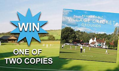 Win a copy of 'Remarkable Village Cricket Grounds'